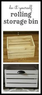 Diy Storage Container Ideas Best 20 Storage Bins Ideas On Pinterest Storage Organization