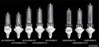 ハロゲン ランプ