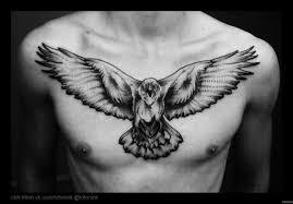 татуировка с вороном все про татуировки и их виды