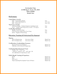 Mesmerizing Latest Form Of Resume Pdf For Your 8 Standard Cv