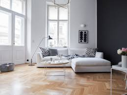 Vibrant Inspiration Wohnzimmer Altbau Black Wall Livingroom Off