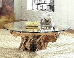 coffee table tree brilliant tree trunk coffee table throughout decor me brilliant tree trunk coffee table