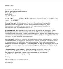 Sample Photography Cover Letter 6 Free Documents In Pdf
