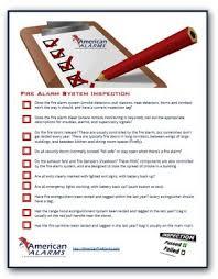 Safety Audit Checklist Safety Inspection Form Hsse World
