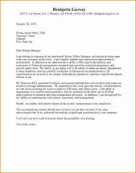 cover letter will dovetail with your position executive cover letter cover letter for a secretary position