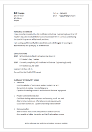 Cv For Part Time Job Cv Formats And Examples