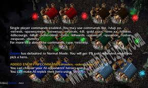 cheat dota single player local area network tareqi sensei