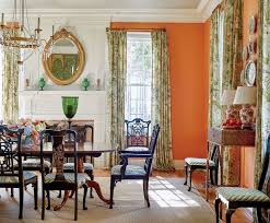 20 fabulous shades of orange paint and