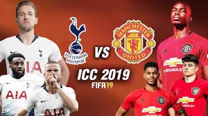 FIFA 19 | สเปอร์ส VS แมนยู | ICC 2019 !! แผน 4-2-3-1 AI ใส่เต็ม...สุดมันส์  - YouTube