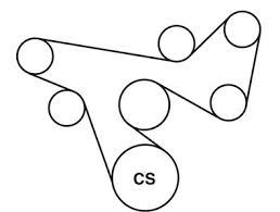 solved belt diagram for an astro van 1994 fixya belt diagram for an astro van 1994 2e2be4e jpg