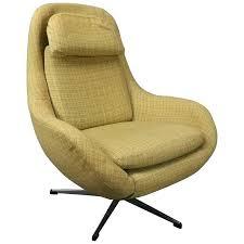 upholstered swivel chair vintage mid century modern knoll style upholstered swivel club chair circa for upholstered swivel chair