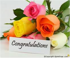 Beautiful Congratulations Quotes Best of Beautiful Congratulations Card For Your Near And Dear Ones