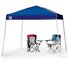 Tent Shade Pop up Portable Outdoor 10 X 10 Canopy Gazebo Blue