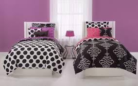 new ideas black and white and purple bedroom with girls bedding purple pink black and white