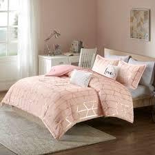 pale pink bedding. Interesting Bedding Mangesh Comforter Set And Pale Pink Bedding I