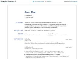 generate resume from linkedin the resume builder