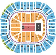 Peach Bowl Seating Chart 2018 Vivint Smart Home Arena Seating Chart Salt Lake City