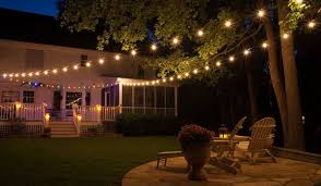 Make Your Own Patio String Lights Create Your Own Private Escape With Patio Lights Hanging