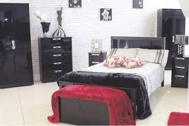 Hi Gloss Bedroom Range