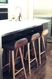 brown leather bar stools with back furniture perfect stool industrial swivel white wi