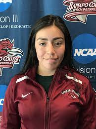 Yesenia Escobar - Women's Track and Field - Ramapo College of New Jersey  Athletics