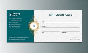 gift certificate for business small business gift certificates gift certificate templates