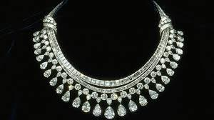 Diamond Designs 25 Simple And Beautiful Diamond Necklace Designs