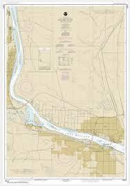 Noaa Chart Columbia River Pasco To Richland 18543