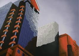 Three Painting by Duane Gordon