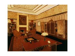Image Art Nouveau Art Deco Office By Paul Follot Office Furniture The Golden Triangle Art Deco Furniture Complete Guide To The History Sourcing And Buying