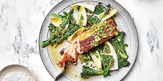 Salmon With Citrus-Chile Sauce recipe ...