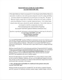 Cover Letter Medical Coding Huanyii For Sample Coder Cover Cover