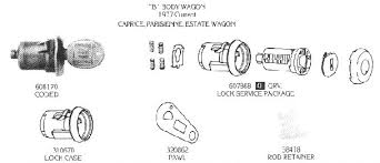car door lock cylinder. Door Lock Exploded View Car Door Lock Cylinder
