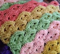 Baby Afghan Patterns Best Irish Wave Baby Afghan Crochet Pattern AllCrafts Free Crafts Update