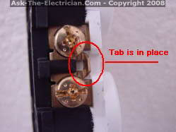 disposal wiring diagram step four