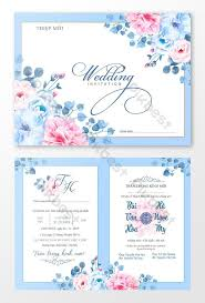 Wedding Invitation Card Design Happy Wedding Invitation
