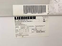 Tủ đông Liebherr EFI-1403 135 lít | Điện Lạnh Nguyễn Khánh