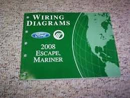 ford escape electrical wiring diagram manual xls xlt limited image is loading 2008 ford escape electrical wiring diagram manual xls