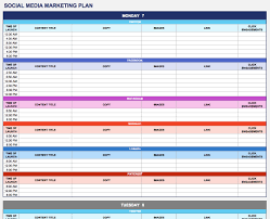 Marketing Plan Templates 20 Formats Examples And Complete