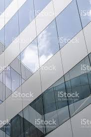 glass facade design office building. Glass Facade Design ,Office Building Close Up Royalty-free Stock Photo Office