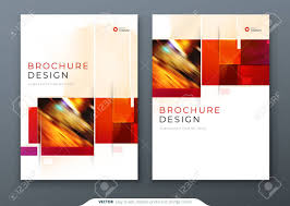 Brochure Templates For It Company Brochure Template Layout Design Corporate Business Annual Report
