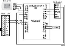 truesteam 9 gallon humidipro digital humidity control and ro wiring visionpro iaq out fan delay