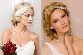Svatební účesy Pro Středne Dlouhé Vlasy Czladyjournaleu