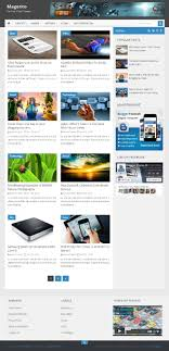 60 best responsive blogger templates 2017 tech ornate magento blogger template