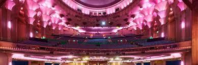 Apollo Theatre Designs History And Design Of The Apollo Victoria Theatre London