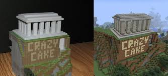 Minecraft Pictures To Print Mineways Lets You Export Minecraft Models For 3d Printing Geek Com