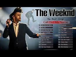 the weeknd greatest hits full al the