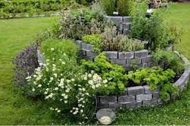 herb spirals million gardens movement