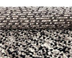 felted wool rug black white grey felted wool rugs felted wool rug for