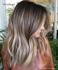 side swept waves for ash blonde hair